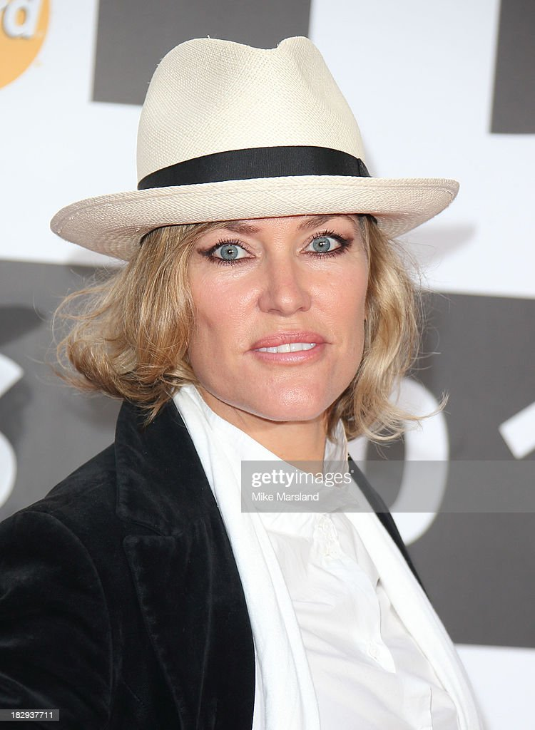 Cerys Matthews attends the Classic BRIT Awards 2013 at Royal Albert Hall on October 2, 2013 in London, England.