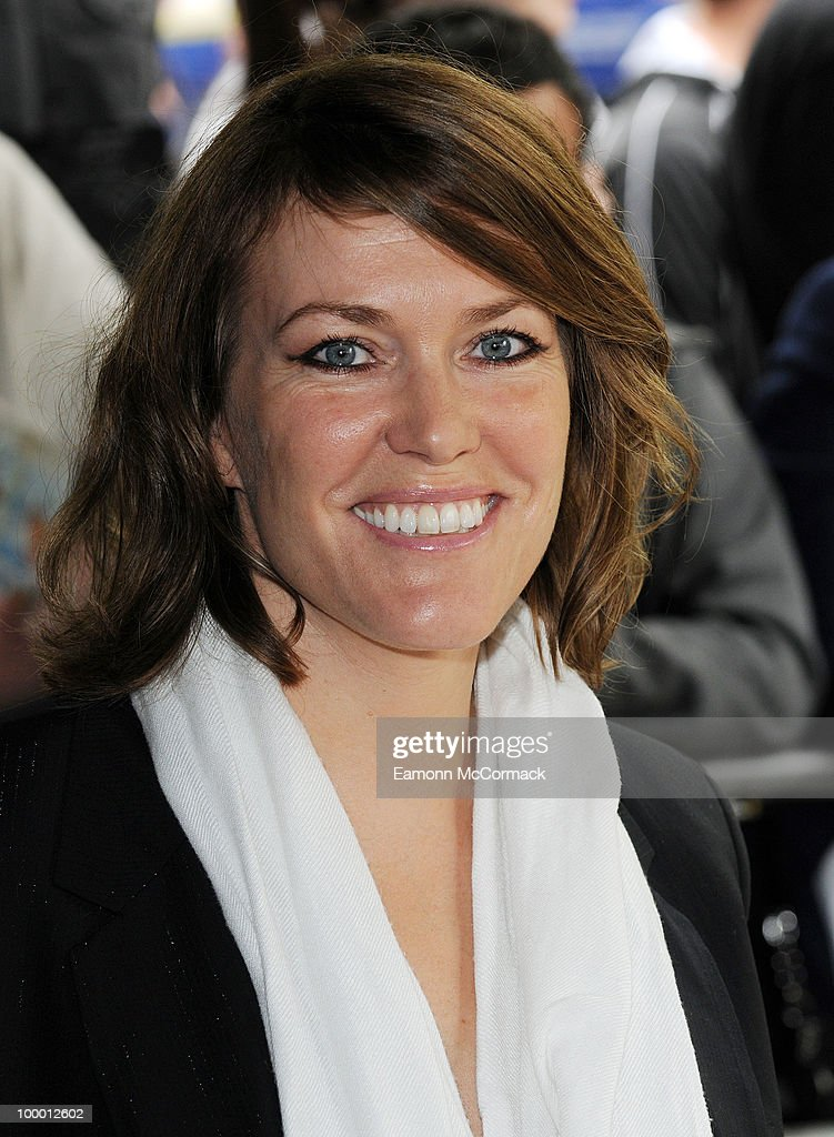 Cerys Matthews attends the Ivor Novello Awards at Grosvenor House, on May 20, 2010 in London, England.