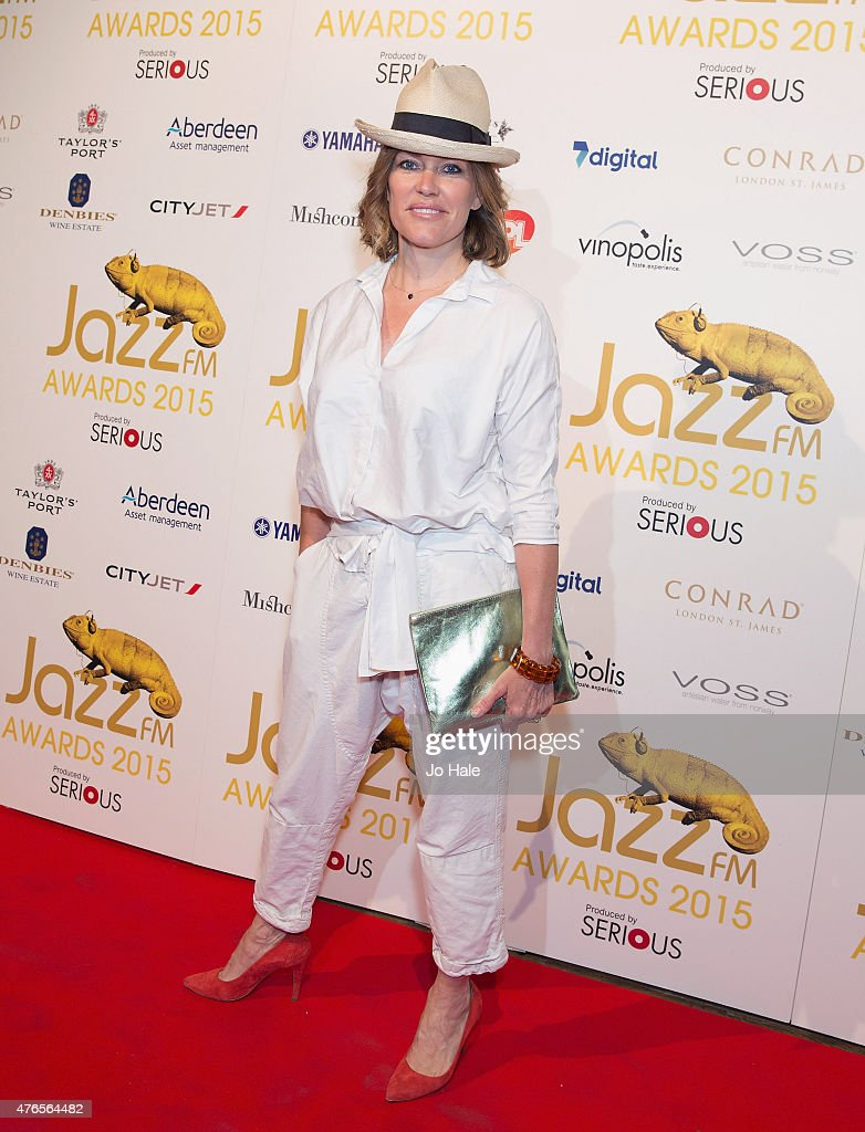 <a gi-track='captionPersonalityLinkClicked' href=/galleries/search?phrase=Cerys+Matthews&family=editorial&specificpeople=1583867 ng-click='$event.stopPropagation()'>Cerys Matthews</a> attends the Jazz FM Awards at Vinopolis on June 10, 2015 in London, England.