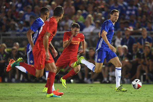 Chelsea Pre-Season US Tour : News Photo