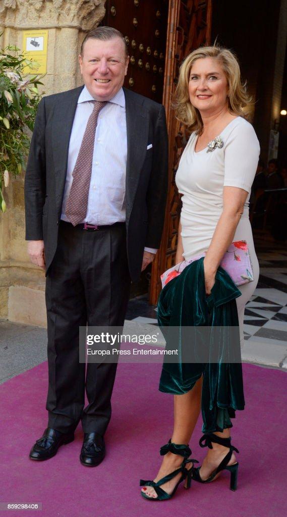 Sibi Montes And Alvaro Sanchis Wedding in Seville