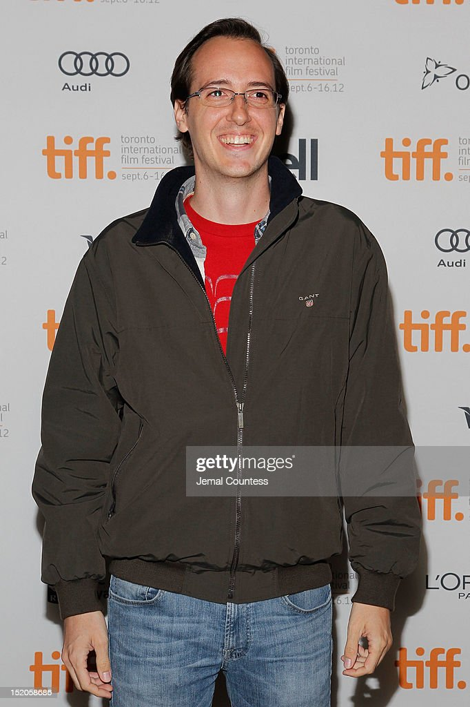 Cesare Gagliardi attends the 'John Dies At The End' Premiere during the 2012 Toronto International Film Festival held at Ryerson Theatre on September 15, 2012 in Toronto, Canada.