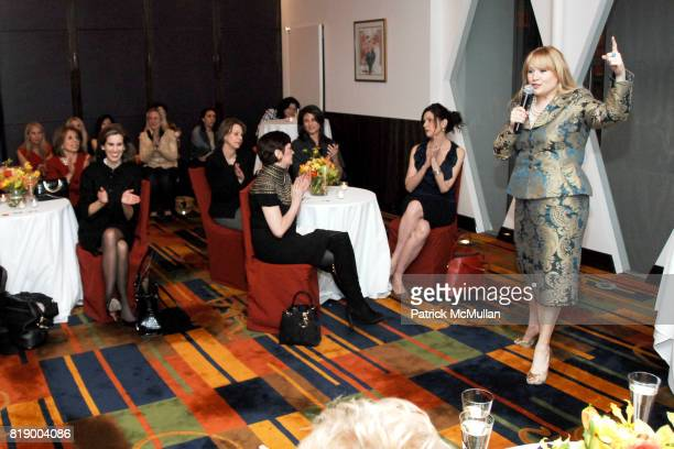 Ceslie Armstrong attends MOMENTUM WOMEN Honor Gila GamlielDemri hosted by Ceslie Armstrong Phyllis Heideman Cynthia Ekberg Tsai at Le Cirque on March...