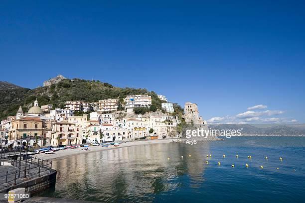 Cetara (piccola cittadina costiera amalfitana, Italia