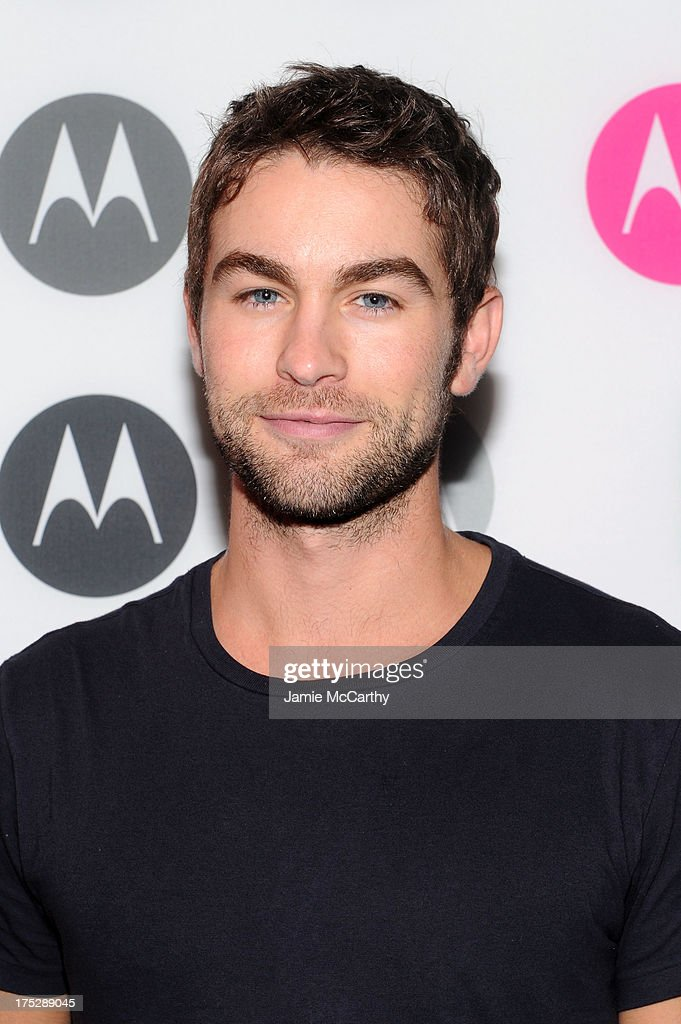 Chace Crawford attends Moto X Launch Event on August 1, 2013 in New York City.