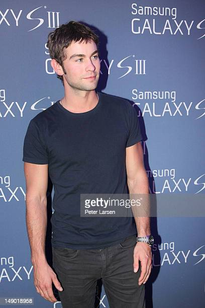 Chace Crawford attends theSamsung Galaxy S III Celebration on July 21 2012 in Dallas Texas