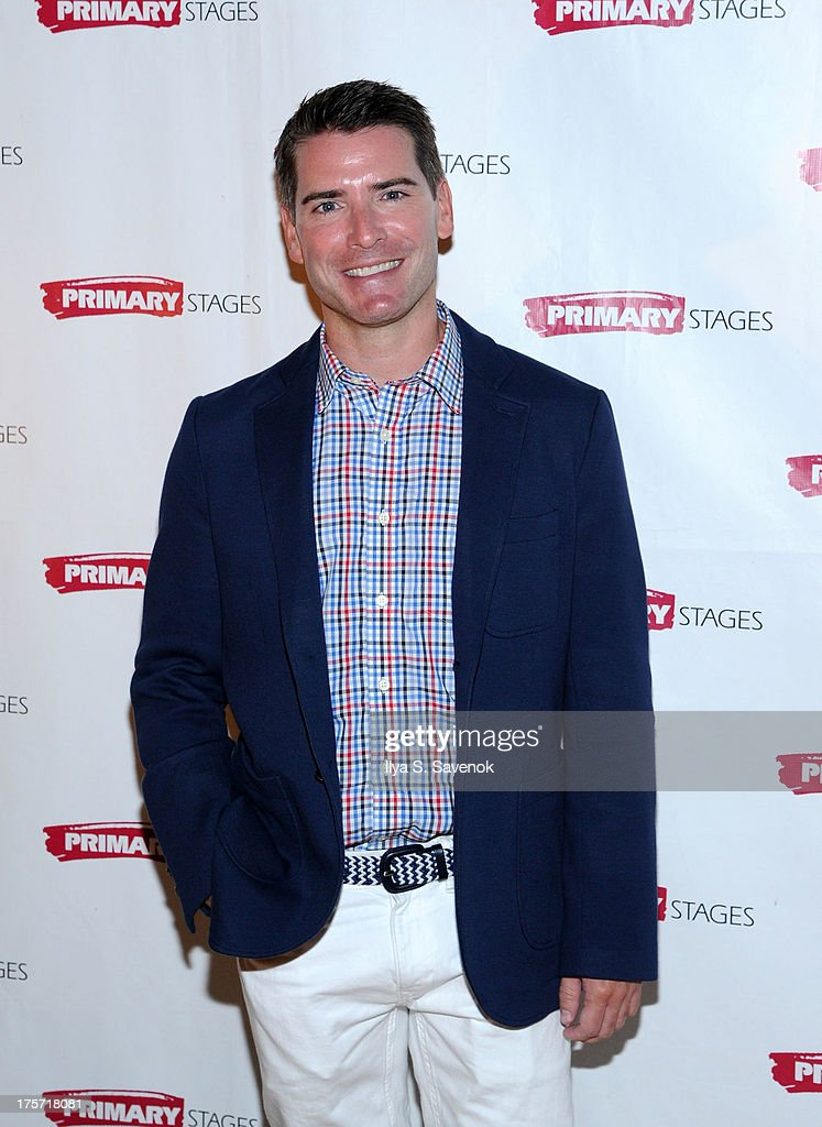 Chad Beguelin attends 'Harbor' Opening Night After Party at Park Avenue Armory on August 6, 2013 in New York City.