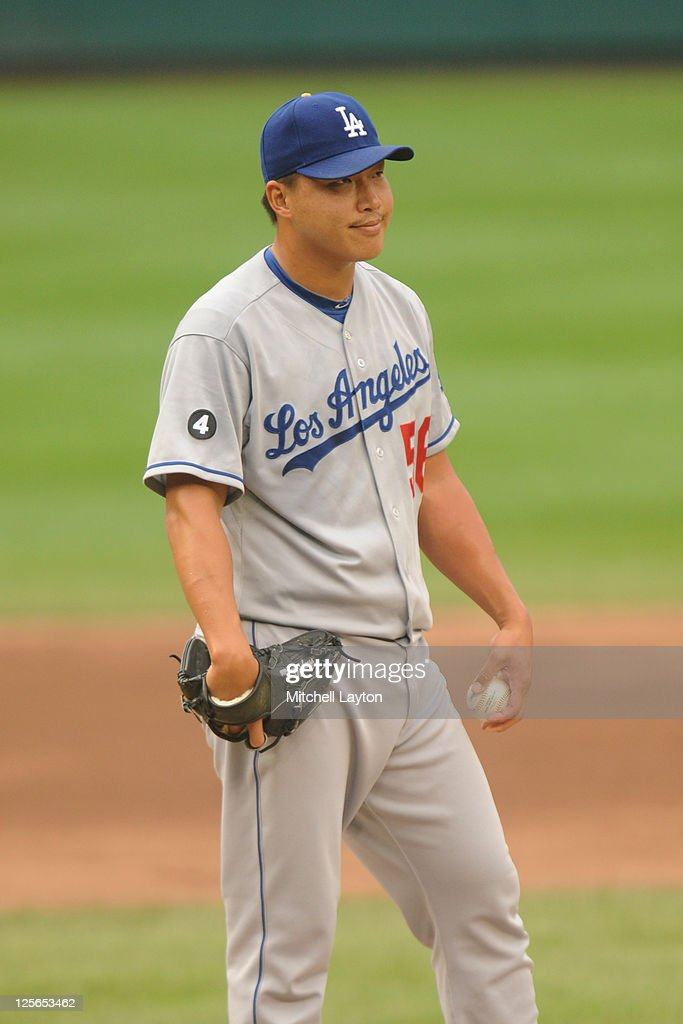 Los Angeles Dodgers v Washington Nationals - Game One