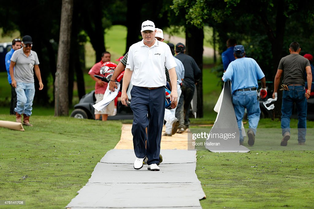 AT&T Byron Nelson - Round Two