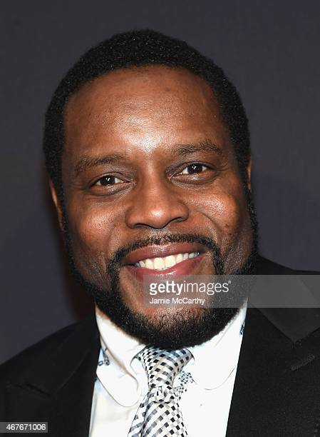 Chad Coleman attends the 2015 New York Spring Spectacular at Radio City Music Hall on March 26 2015 in New York City