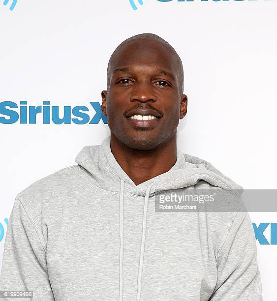 Chad Johnson visits at SiriusXM Studio on November 1 2016 in New York City