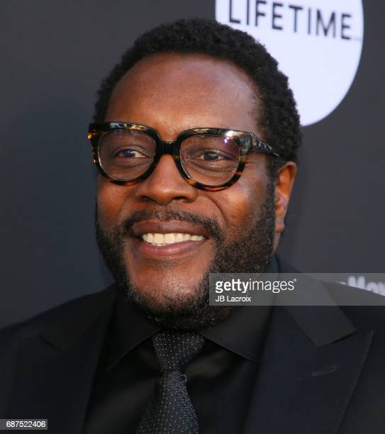Chad L Coleman attends Lifetime Hosts Fan Gala and Advance Screening for 'Michael Jackson Searching For Neverland' on May 23 2017 in Hollywood...