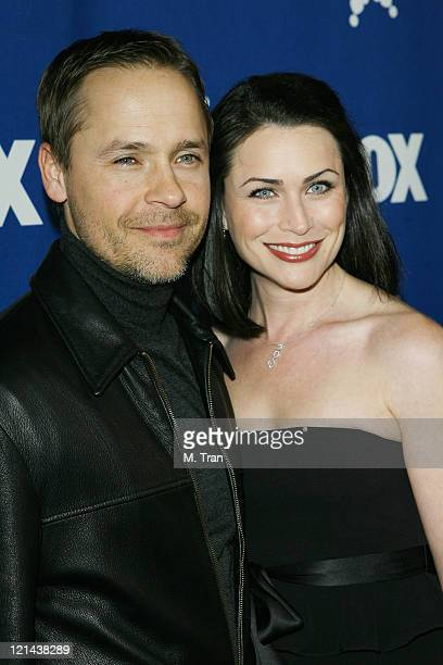 Chad Lowe and Rena Sofer during Fox AllStar TCA Party at Villa Sorriso in Pasadena California United States