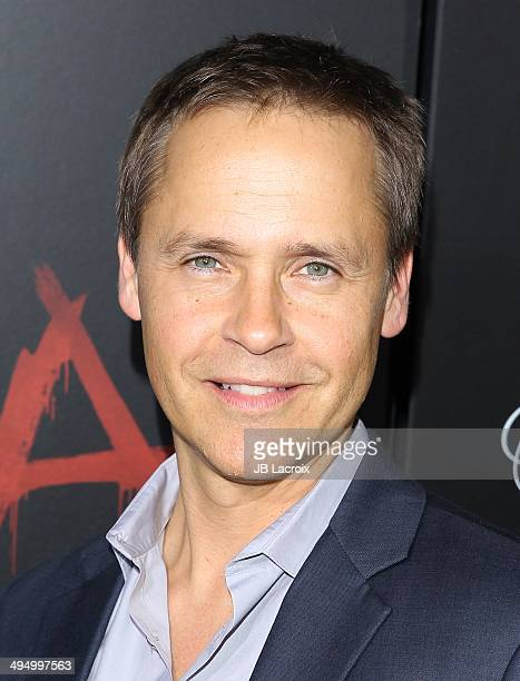Chad Lowe attends the 'Pretty Little Liars' Celebrates 100 Episodes held at the W Hollywood Hotel on May 31 2014 in Hollywood California