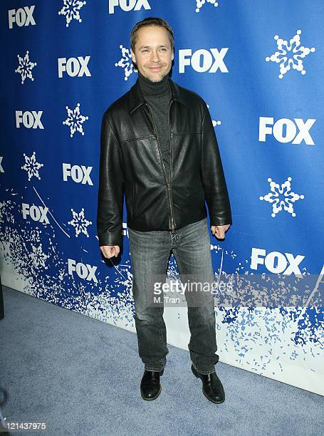 Chad Lowe during Fox AllStar TCA Party at Villa Sorriso in Pasadena California United States