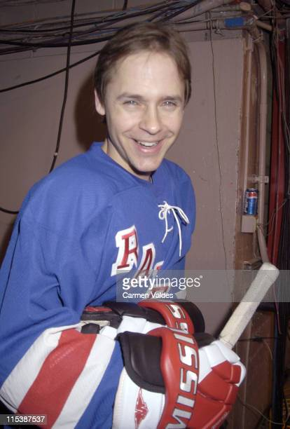 Chad Lowe during The Christopher Reeves Paralysis Foundation Toyota Present 'Super Skate V' at Madison Square Garden in New York City New York United...