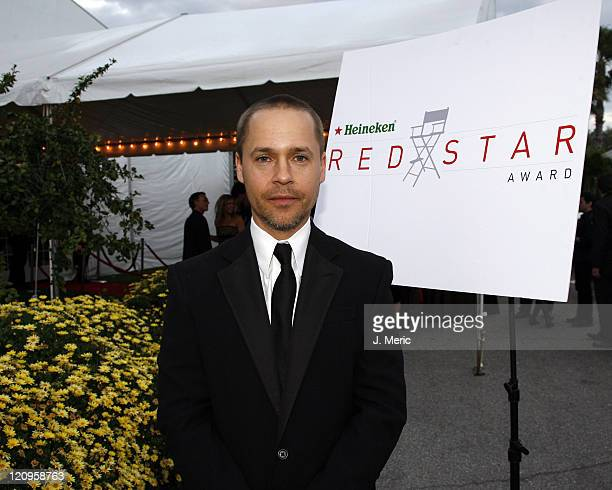 Chad Lowe poses before the 2007 Filmmakers' Tribute Dinner on Saturday evening at the Longboat Key Club in Longboat Key Florida on April 21 2007 Chad...