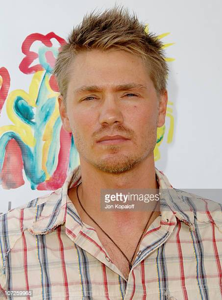 Chad Michael Murray during 'A Time For Heroes' Sponsored by Disney to Benefit the Elizabeth Glaser Pediatric AIDS Foundation Arrivals at Wadsworth...
