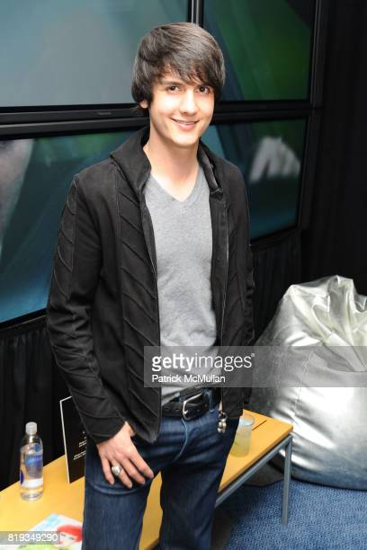 Chad Rogers attends Paper Magazine Beautiful People Party at The Standard Hotel on May 14 2010 in Hollywood CA