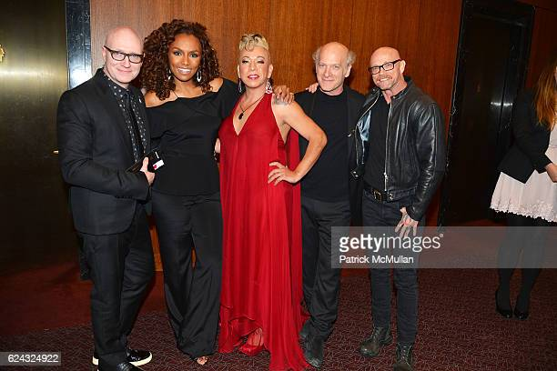 Chad Thompson Janet Mock Bamby Salcedo Timothy GreenfieldSanders and Buck Angel attend the HBO Documentary Films New York Premiere of 'The Trans...