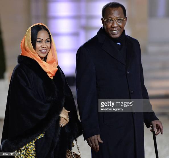 """Résultat de recherche d'images pour """"Hinda et Idriss Deby itno"""""""