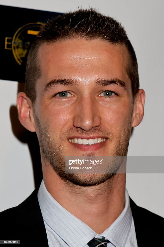Chadwick Armstrong attends the 'Not Another Celebrity Movie' Los Angeles premiere at Pacific Design Center on January 17, 2013 in West Hollywood, California.