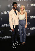"Photocall For STX Entertainment's ""21 Bridges"""