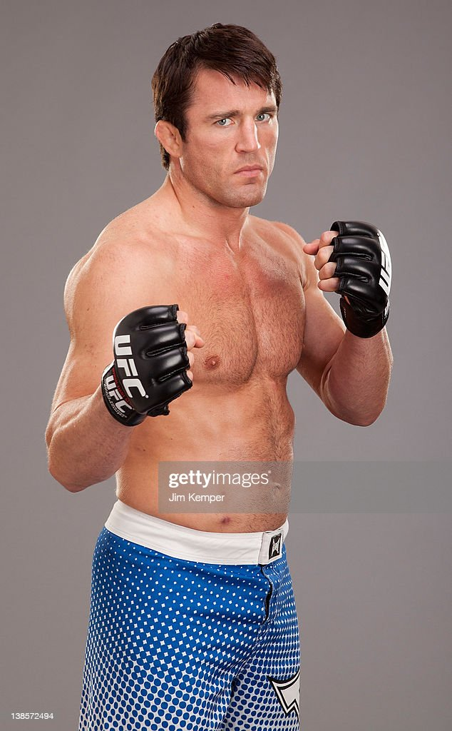 <a gi-track='captionPersonalityLinkClicked' href=/galleries/search?phrase=Chael+Sonnen&family=editorial&specificpeople=5434559 ng-click='$event.stopPropagation()'>Chael Sonnen</a> poses for a portrait on October 5, 2011 in Houston, Texas.