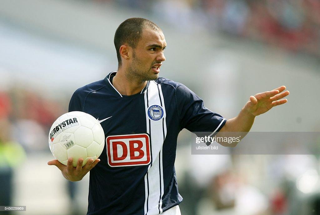Chahed Sofian Football Defender Hertha BSC Berlin Germany