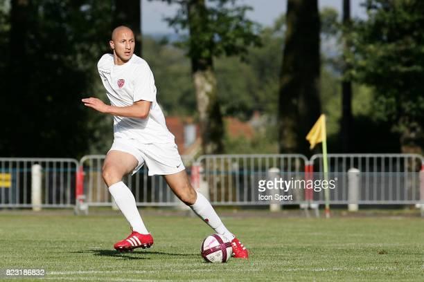Chaher ZAROUR Besancon / Dijon Match de preparation Saison 2011/2012