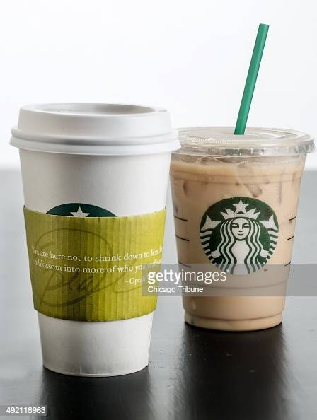 Chai tea from Oprah Winfrey is available in hot and cold servings at Starbucks