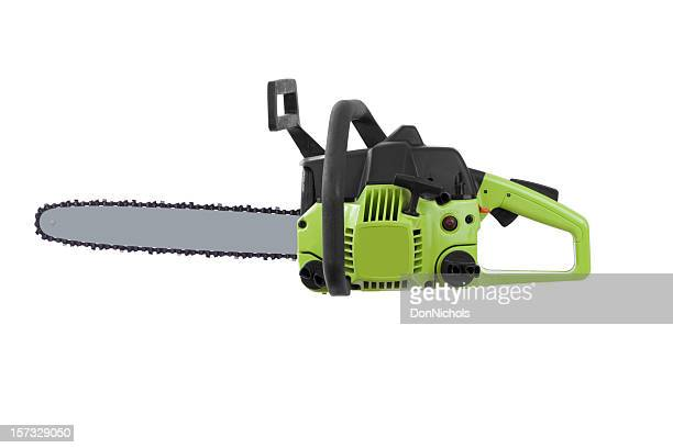 Chainsaw Isolated