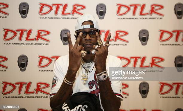Chainz at DTLR South Dekalb Mall on June 19 2017 in Atlanta Georgia