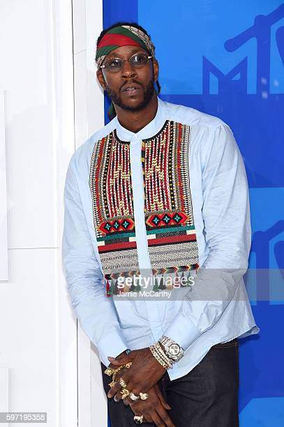 Chainz attends the 2016 MTV Video Music Awards at Madison Square Garden on August 28 2016 in New York City
