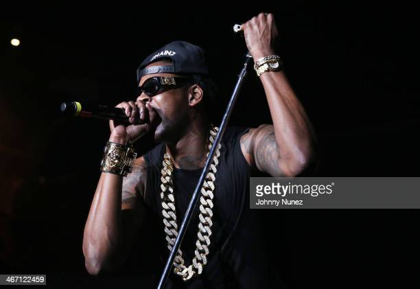 Chainz performs 2 Good To Be TRU at Roseland Ballroom on February 5 2014 in New York City