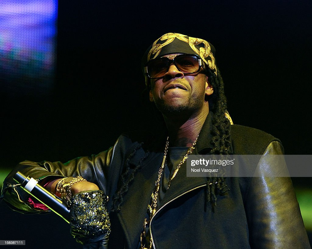 2 Chainz performs at Power 106FM's Cali Christmas at Gibson Amphitheatre on December 14, 2012 in Universal City, California.