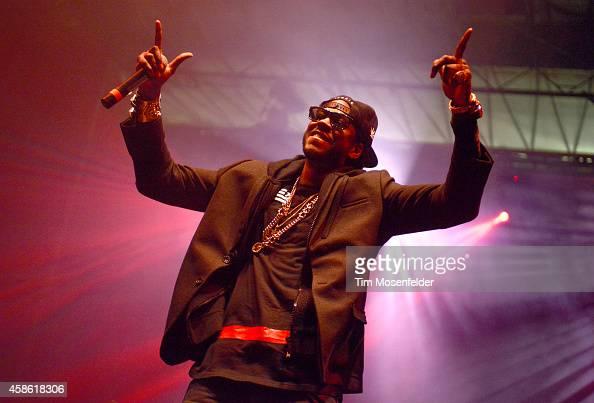 Chainz performs during the Fun Fun Fun Festival at Auditorium Shores on November 7 2014 in Austin Texas