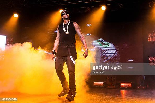 Chainz performs live at The Showbox on February 13 2014 in Seattle Washington