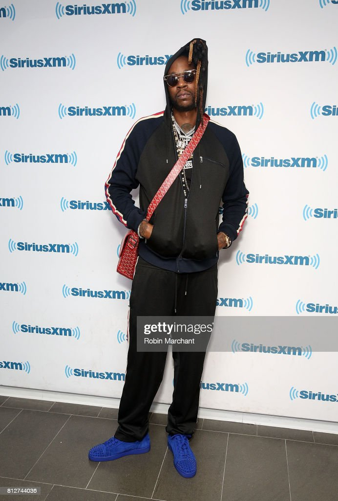 Celebrities Visit SiriusXM - July 11, 2017