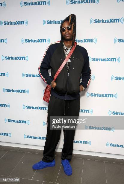 Chainz visits at SiriusXM Studios on July 11 2017 in New York City