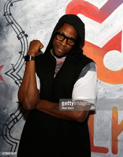 Chainz visits The Samsung Galaxy Experience at SXSW 2014 on March 15 2014 in Austin Texas