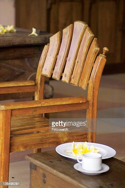 Chair, Cup, Group Of Objects, Indoor, Napkin
