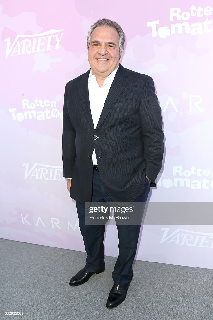 Chair of MPTF Board of Directors Jim Gianopulos attends Variety's Celebratory Brunch Event For Awards Nominees, benefitting Motion Picture Television Fund, at Cecconi's on January 28, 2017 in West Hollywood, California.