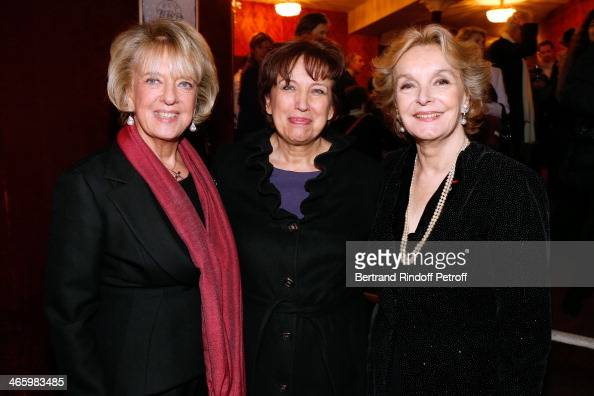 Chair of the Honorary Committee Alexandra ElKhoury Honor President of the Evening Roselyne bachelot Narquin and Organizer of the evening Myriam Feune...