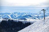 Chairlift - Sun Valley, Idaho