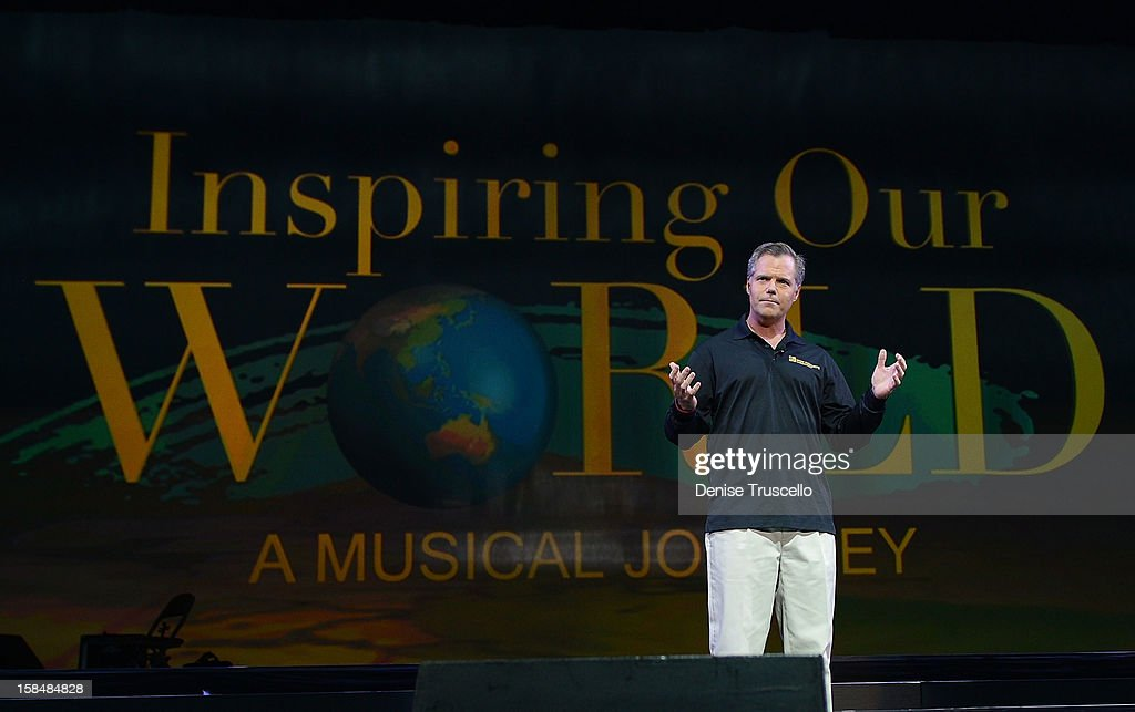 Chairman and CEO MGM Resorts International Jim Murren during MGM Resorts International presentation 'Inspiring Our World' on December 17, 2012 in Las Vegas, Nevada.