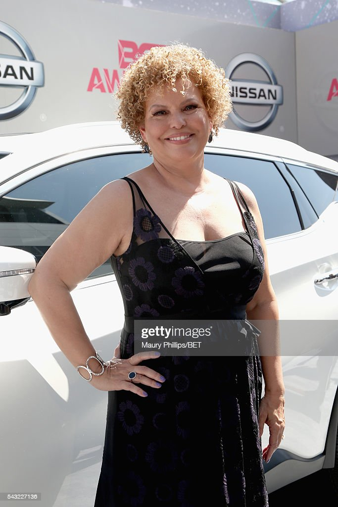 Chairman and CEO of BET Networks <a gi-track='captionPersonalityLinkClicked' href=/galleries/search?phrase=Debra+L.+Lee&family=editorial&specificpeople=555541 ng-click='$event.stopPropagation()'>Debra L. Lee</a> attends the Nissan red carpet during the 2016 BET Awards at the Microsoft Theater on June 26, 2016 in Los Angeles, California.
