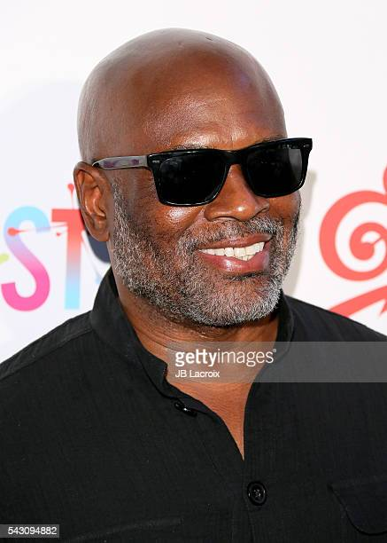 Chairman and CEO of Epic Records LA Reid attends EpicFest 2016 hosted by LA Reid and Epic Records at Sony Studios on June 25 2016 in Los Angeles...