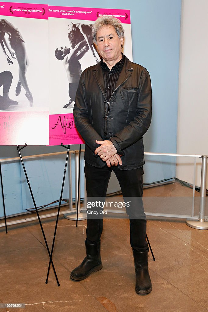 Chairman and CEO of Kino Lorber Inc Richard Lorber attends the 'Afternoon Of A Faun' screening on February 3, 2014 in New York City.