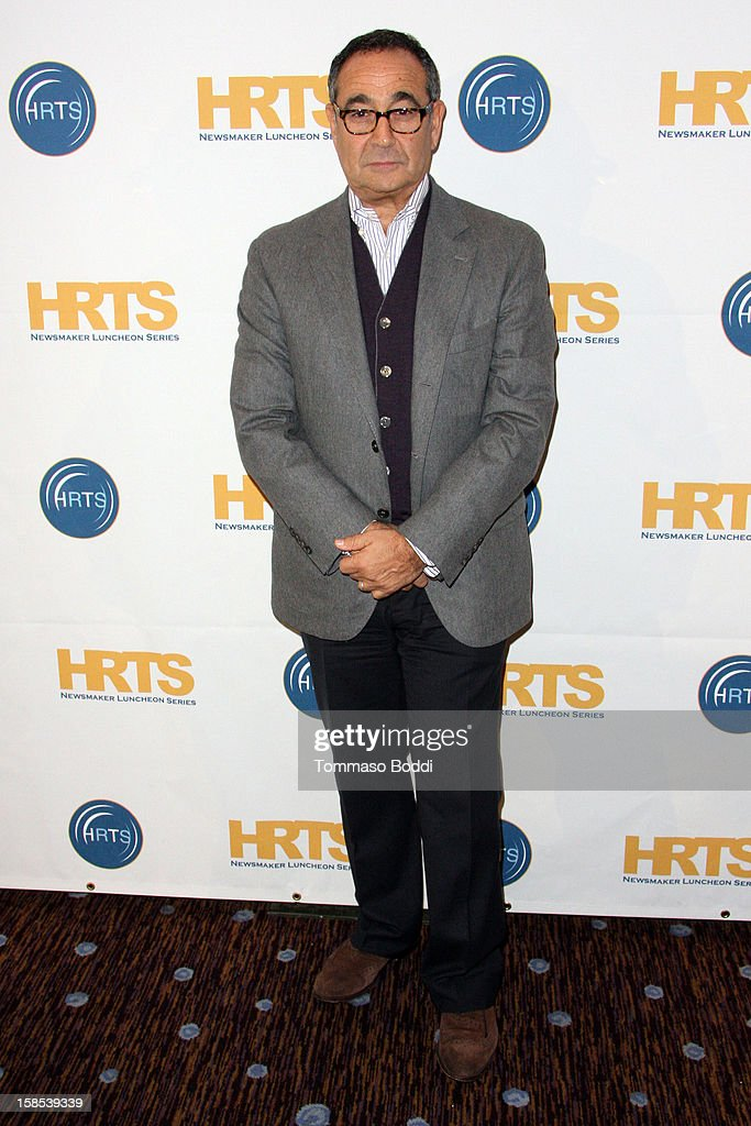 Chairman and CEO of MediaLink Michael Kassan attends the HRTS Digital/New Media Luncheon held at The Beverly Hilton Hotel on December 18, 2012 in Beverly Hills, California.